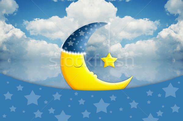 Good night Stock photo © sognolucido