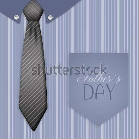Tie for Father's Day Stock photo © sognolucido