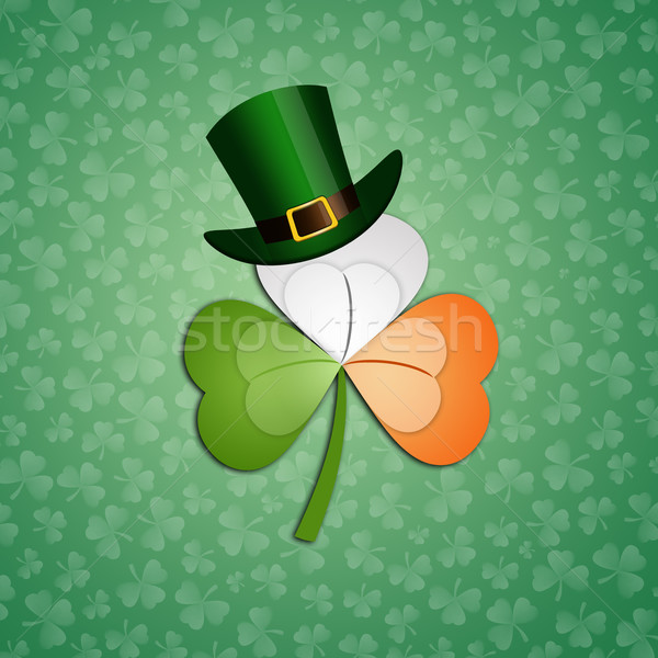 Happy Saint Patrick's Day Stock photo © sognolucido