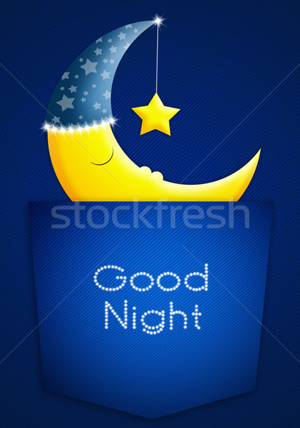 Good night Stock photo © sognolucido