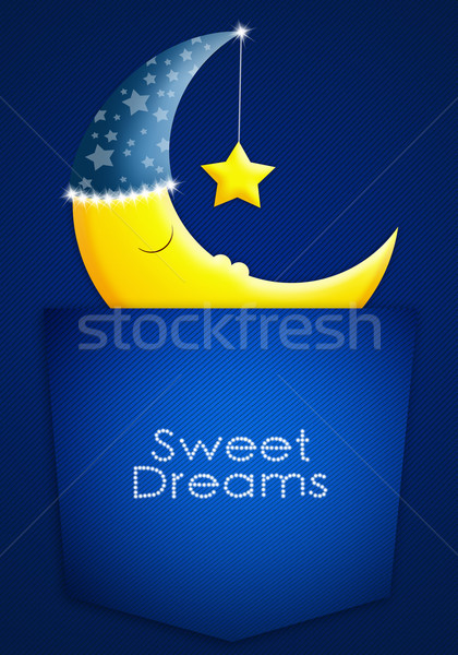 Sweet dreams Stock photo © sognolucido