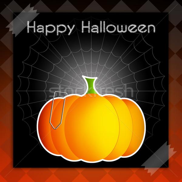 Happy Halloween Stock photo © sognolucido
