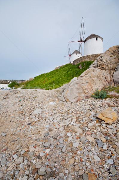 şehir manzara deniz seyahat Avrupa ülke Stok fotoğraf © sognolucido