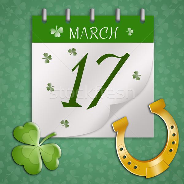 Happy Saint Patrick's Day Stock photo © sognolucido