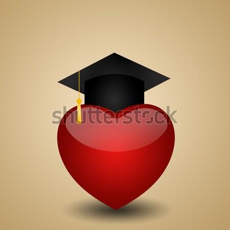 ストックフォト: 中心 · 実例 · 面白い · 大学院 · 愛 · 学校
