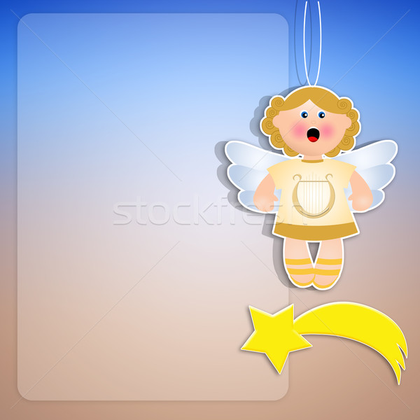 Angel Stock photo © sognolucido