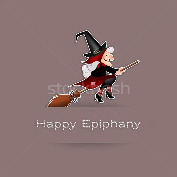 Happy Epiphany Stock photo © sognolucido