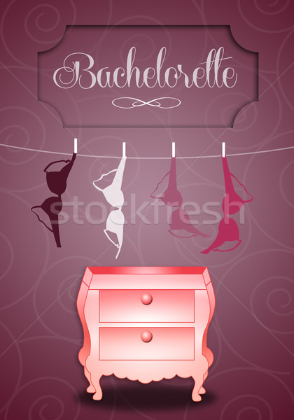 Bachelorette party Stock photo © sognolucido