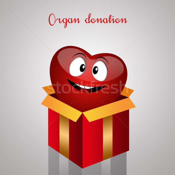 Organ donation Stock photo © sognolucido