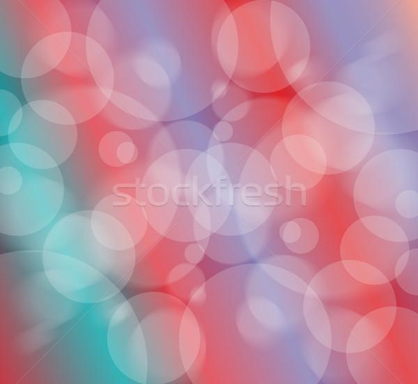 Fények eps10 textúra terv háttér diszkó Stock fotó © SolanD