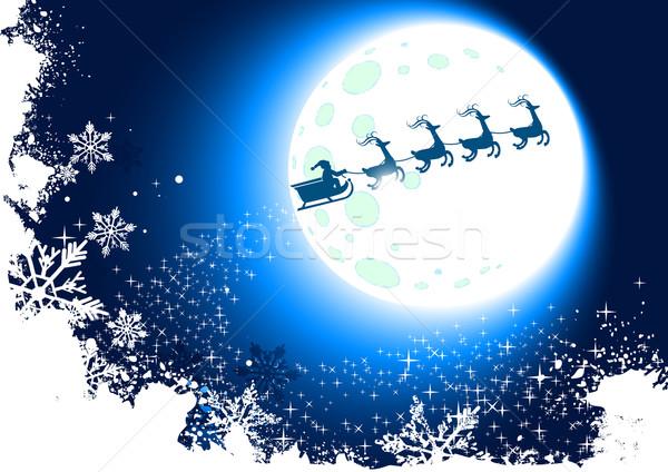 Christmas Eve Stock photo © solarseven