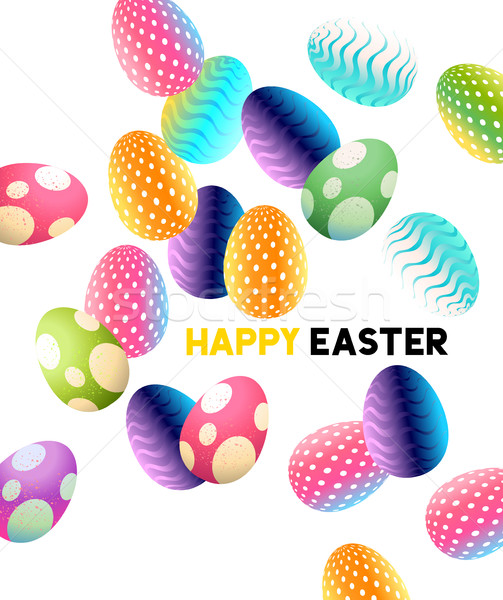 Easter Background Stock photo © solarseven