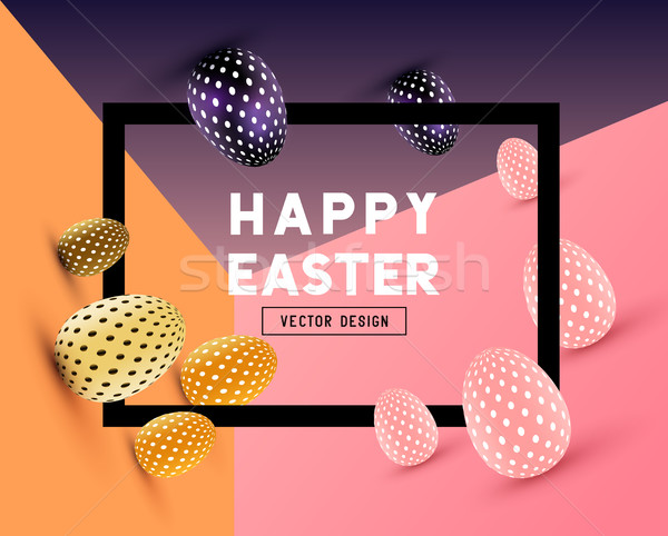 Easter Event Design Stock photo © solarseven