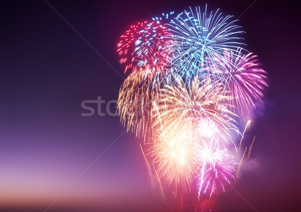 Fireworks Display Stock photo © solarseven