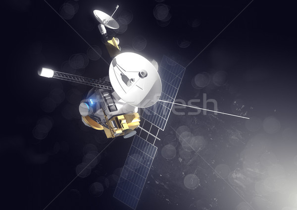 Space Probe in Deep Space Stock photo © solarseven