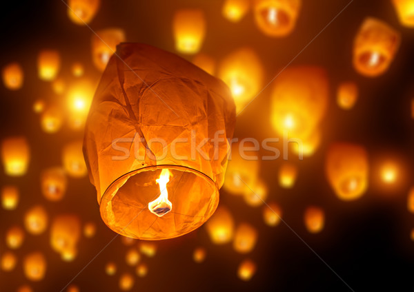 Make A Wish Stock photo © solarseven