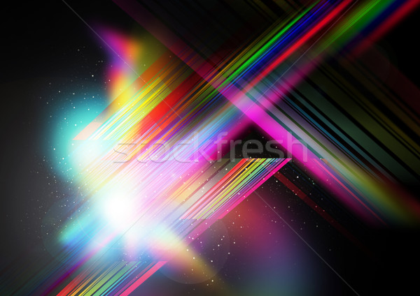 Light Fusion Background Stock photo © solarseven