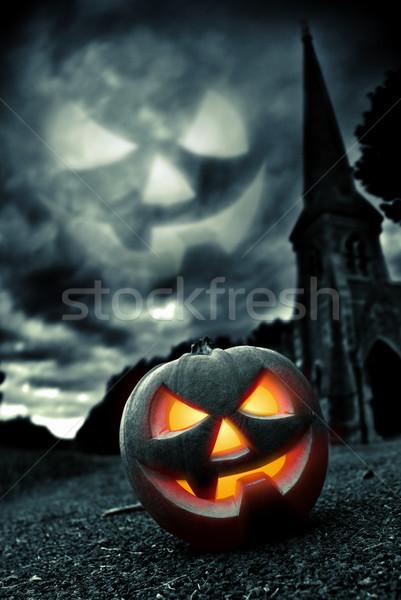 Halloween Night Stock photo © solarseven