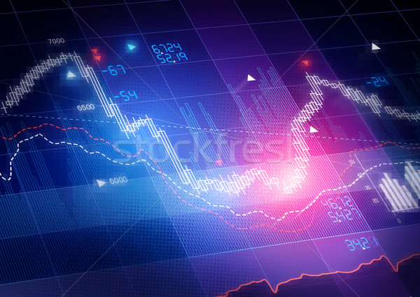 Stock Market Prices Stock photo © solarseven