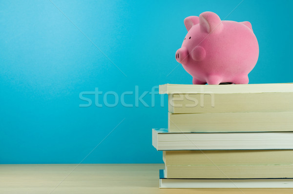 Stock photo: Saving for Education