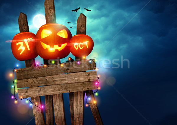 Halloween Party Stock photo © solarseven