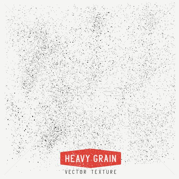 Heavy Grain Vector Texture Stock photo © solarseven