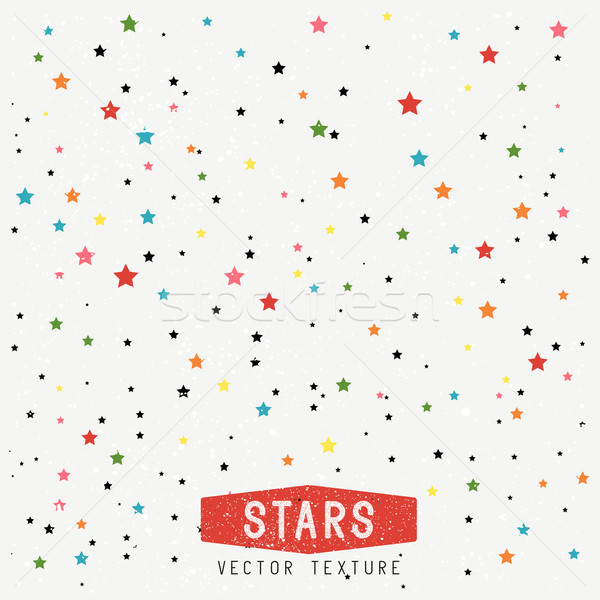 Stars Texture Background Stock photo © solarseven