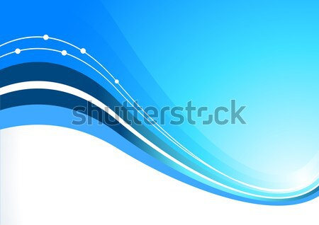 Soft Flow Background Stock photo © solarseven