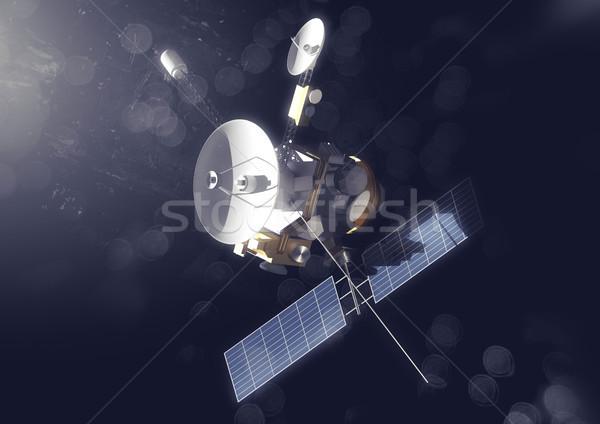 Probe in Space Stock photo © solarseven