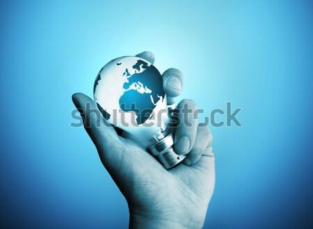 Energy Concept Stock photo © solarseven