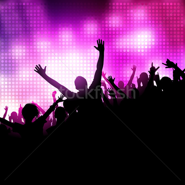 Party Music Vector Stock photo © solarseven