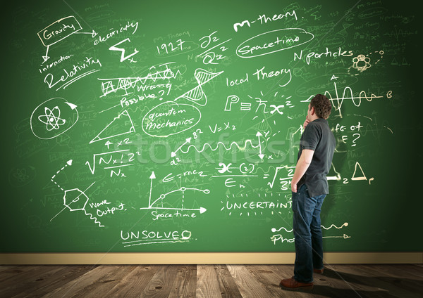Stock photo: Science & Mathematics