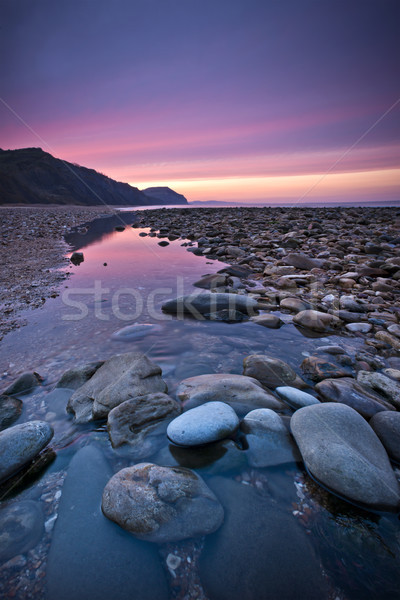 The Jurassic Coastline Stock photo © solarseven