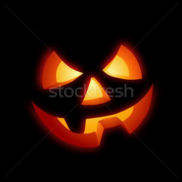 Happy halloween Pumpkin Stock photo © solarseven