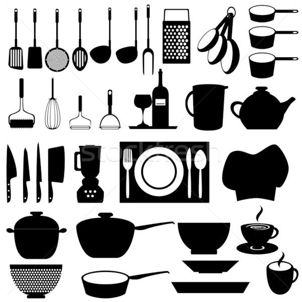Cozinha utens lios ferramentas cozinhar caf ch for Utensilios de cocina tumblr