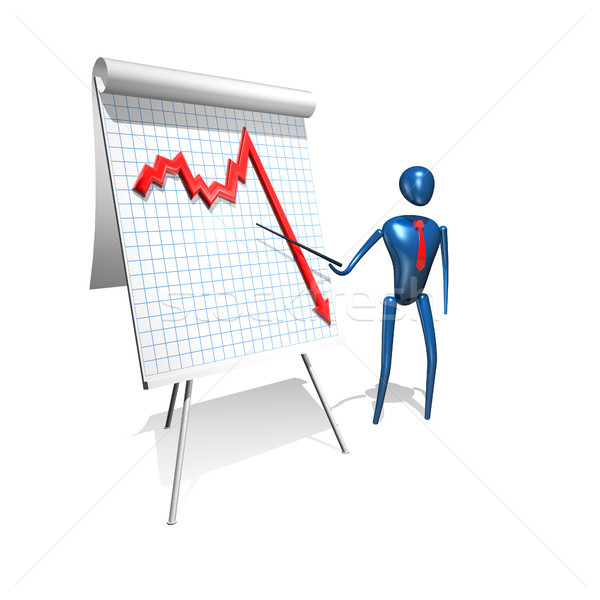 Crisis Stock photo © sommersby