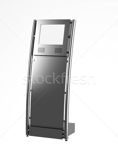 Information terminal Stock photo © sommersby
