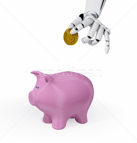 Savings Stock photo © sommersby
