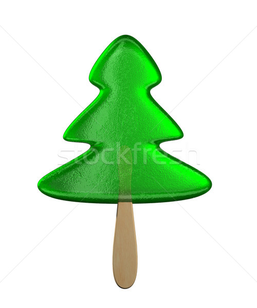 Christmas tree Stock photo © sommersby