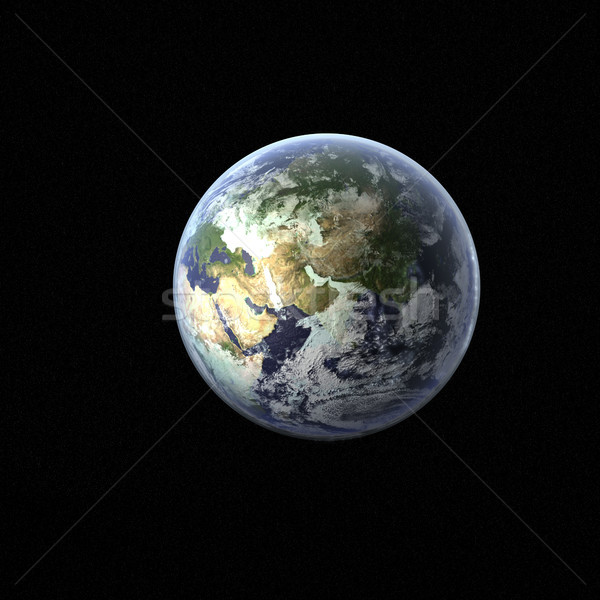 Earth Stock photo © sommersby