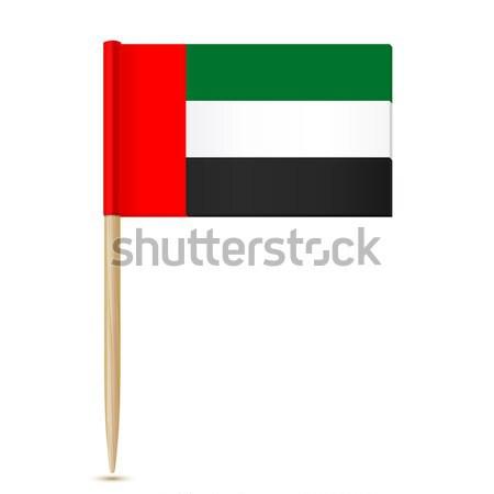 флаг арабских Мир путешествия свободу целевой Сток-фото © sonia_ai
