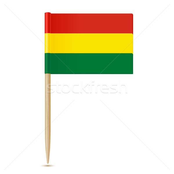 флаг белый дизайна Мир фон путешествия Сток-фото © sonia_ai