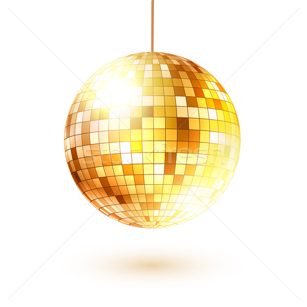 Disco Ball вечеринка Dance свет фон Сток-фото © Sonya_illustrations