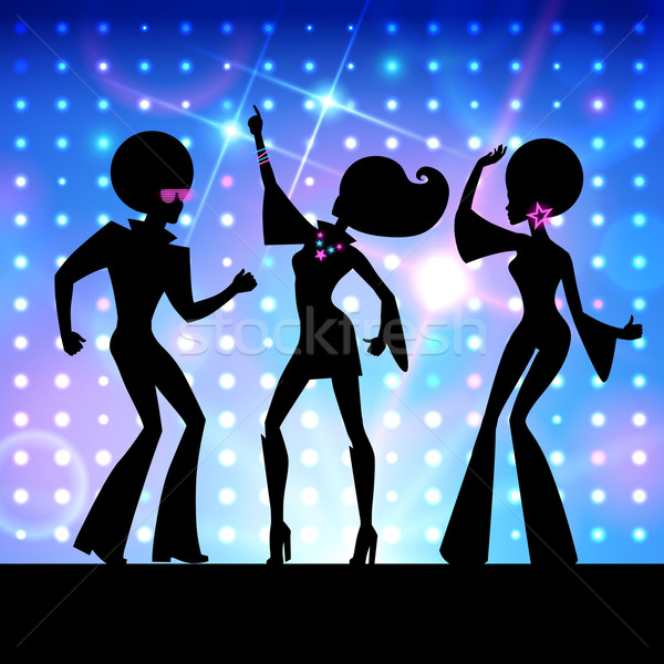 Disco party. Stock photo © Sonya_illustrations