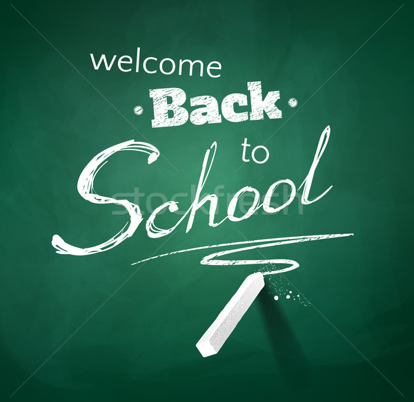 Back to School. Stock photo © Sonya_illustrations