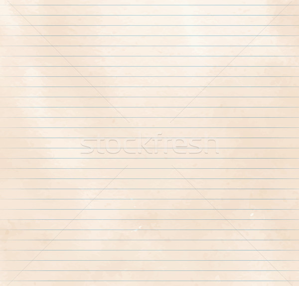 Lined paper texture. Stock photo © Sonya_illustrations