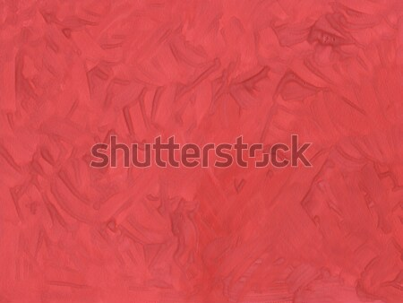 Red gouache background Stock photo © Sonya_illustrations
