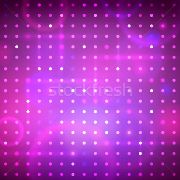 Disco lights. Stock photo © Sonya_illustrations