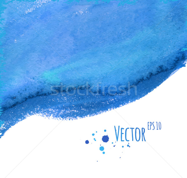 Watercolor background. Stock photo © Sonya_illustrations