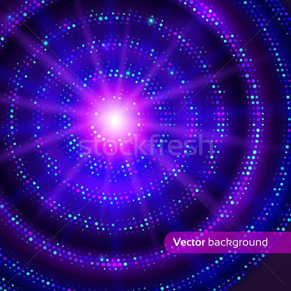 Disco background. Stock photo © Sonya_illustrations
